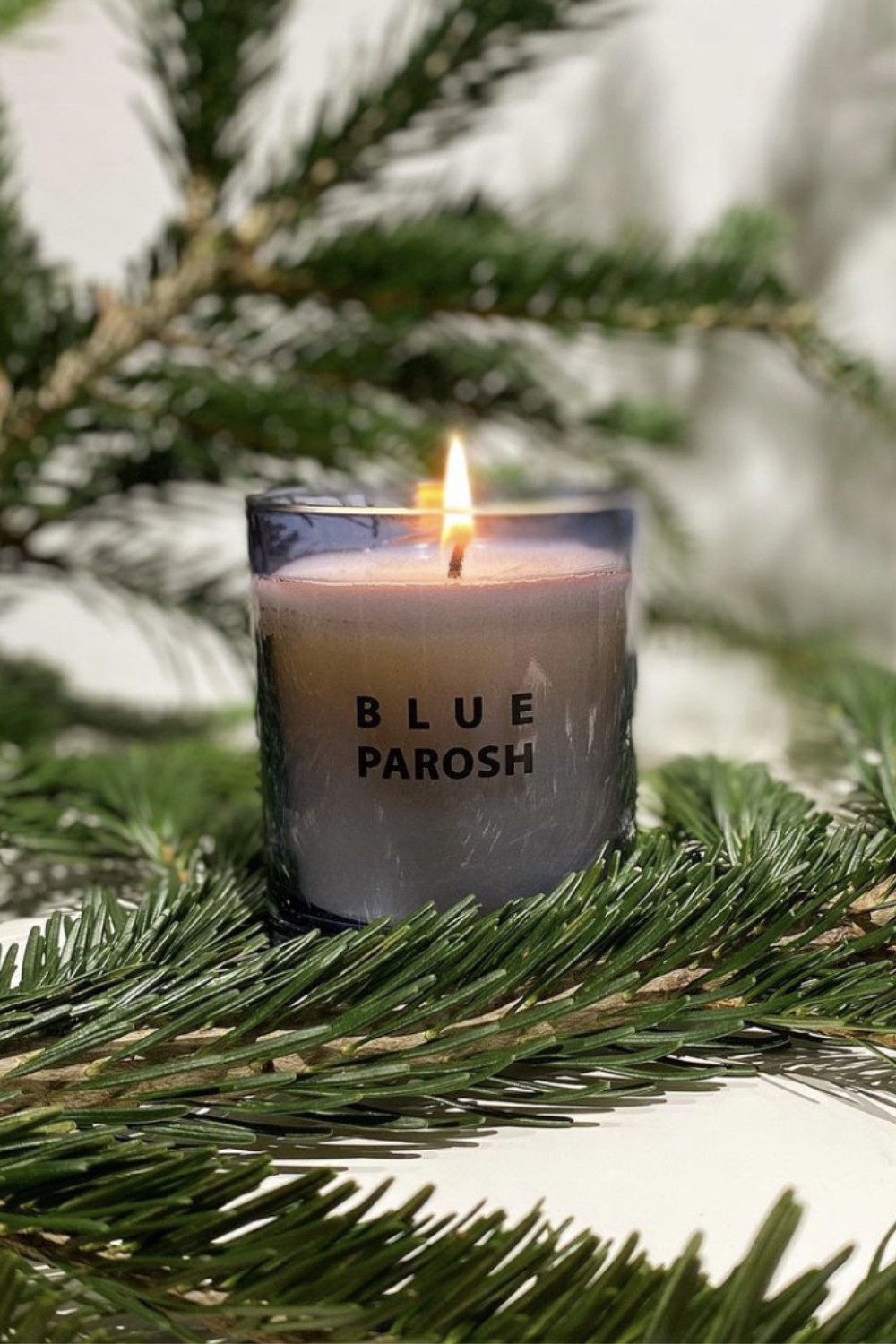 CANDLE P.A.R.O.S.H.
